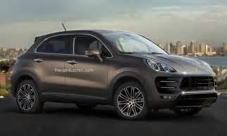 Porsche Small Porsche Planning Small Suv Below The Macan And Available