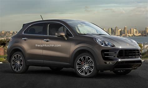 suv porsche porsche planning small suv below the macan and available