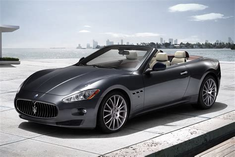 Car Maserati by New Cars Used Cars Maserati Grancabrio 2011 Car