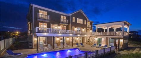 Sandbridge Beach Luxury Home Rentals Sandbridge Luxury Sandbridge House Rentals