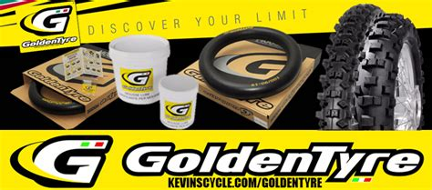 Links To Stalk 15 by Golden Tyre Us Distribution Enduro360