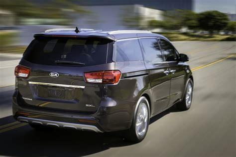 2015 Kia Vehicles 2015 Kia Sedona Pictures Photos Gallery Green Car Reports