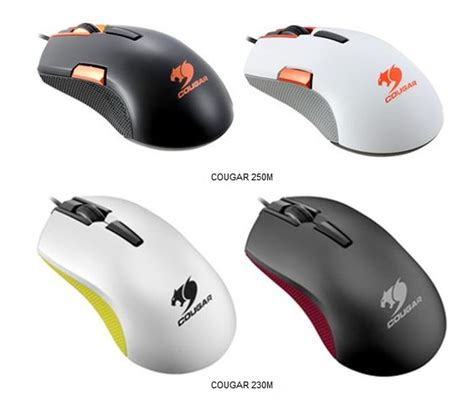 Gaming Mouse 230m Berkualitas rolls out two new budget gaming mice