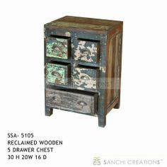 spencer 5 drawer chest living rooms dining rooms reclaimed wood gift box reclaimed wood pack gift box
