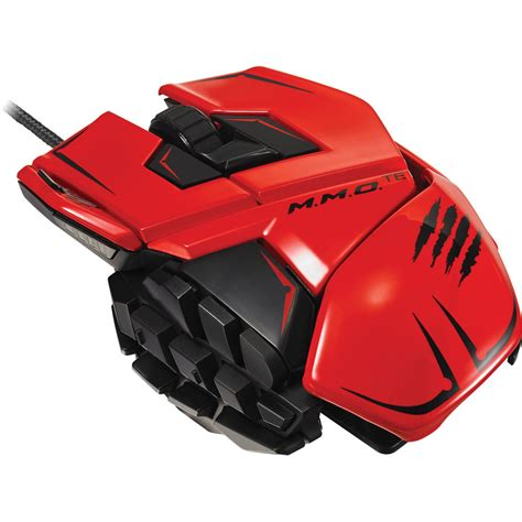 Mouse Mad Catz mad catz m m o te gaming mouse mcb437140013 04 1 b h