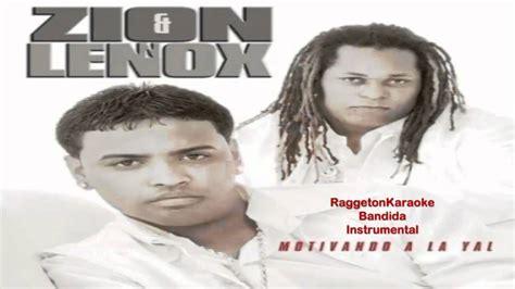 zion lennox bandida zion y lennox bandida instrumental original hd youtube