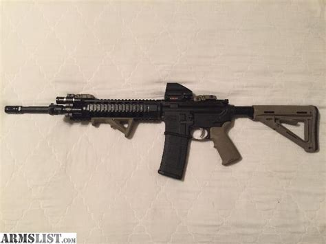 armslist for sale ar 15 free float magpul