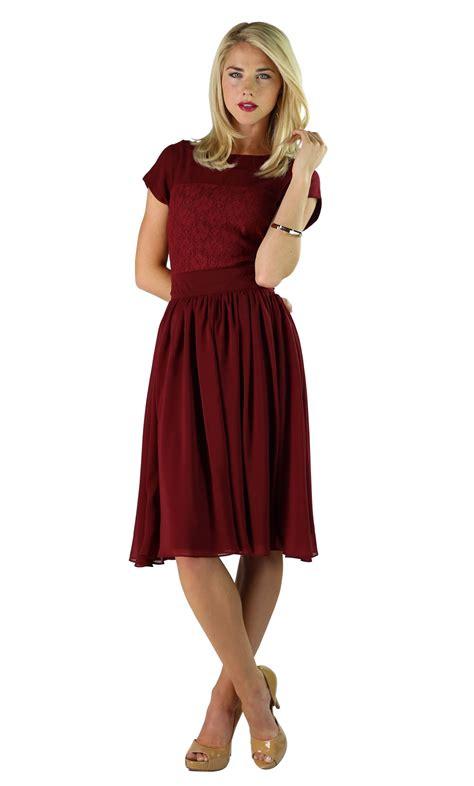 modest dresses in