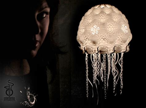 jellyfish home decor decor on demand 14 3d printed home accents urbanist