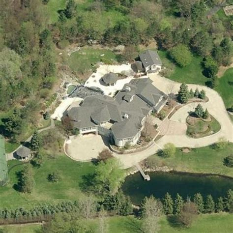 eminem s house in rochester mi maps