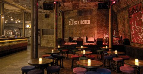 The Blues Kitchen Shoreditch by The Blues Kitchen Shoreditch Hospitality