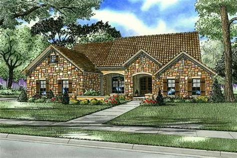 tuscan home plans tuscan style house plan 2135 sq ft home plan 153 1162