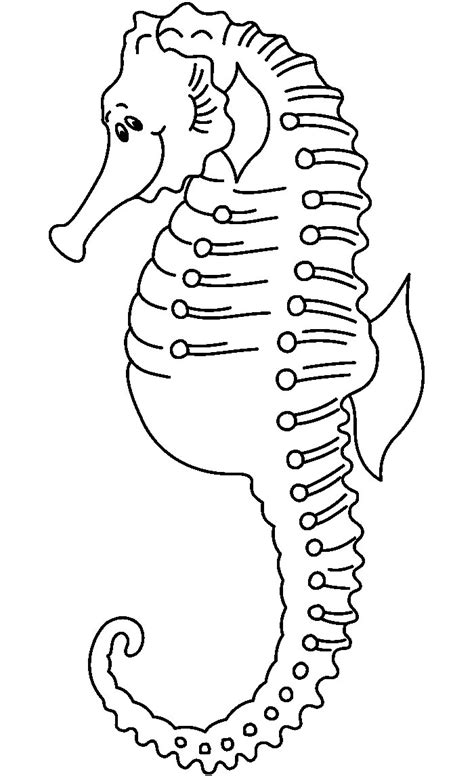 65 Sea Creature Templates Printable Crafts Colouring Pages Free Premium Templates At Sea Template