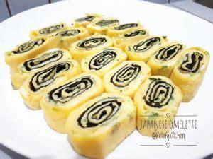 membuat telur gulung jepang resep telur dadar gulung jepang tamagoyaki menu diet