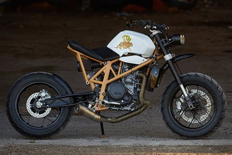 ktm  daisy duke custom motosiklet motosikletclub