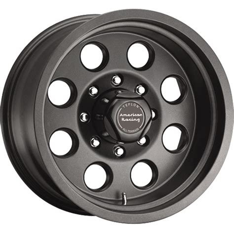 American Racing Steel Truck Wheels With Quality Rims For Truck Your Smooth Way Will Be