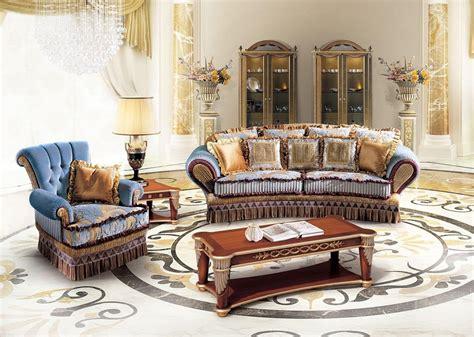 divani per salotto divani 3 posti per salotto classico di lusso idfdesign