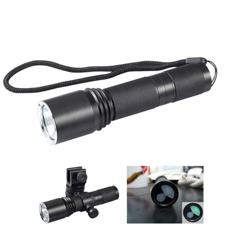 Senter Led Torch qinsun elm610 senter led explosion proof torch jual
