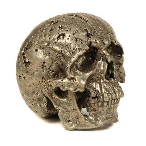 morbid home decor luxe morbid home decor evolution pyrite skull