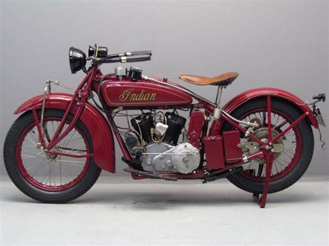 Indian Scout Motto by Indian 1928 Scout 750 Cc Motorcycles Indian 1902