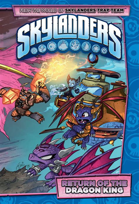 Kaos Comic Book 13 darkspyro spyro and skylanders forum skylanders toys