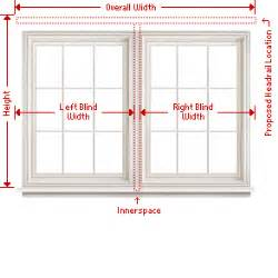 How To Measure Blinds Outside Mount How To Measure Cellular Shades Www Levolor Com