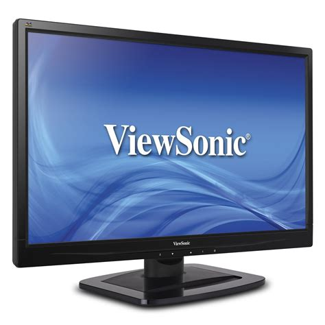 Monitor Widescreen viewsonic va2249s widescreen lcd monitor review