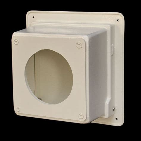 boat battery box with switch rinker 232221 off white 6 1 2 plastic boat battery switch