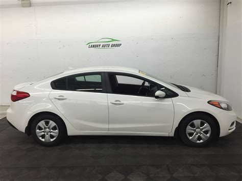 kia vehicles 2015 used 2015 kia forte lx in berwick used inventory