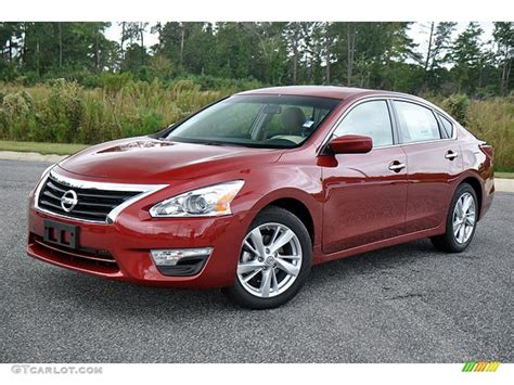 Image Gallery 2013 Altima Red