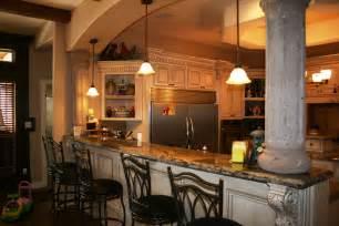 kitchen bar house ideas