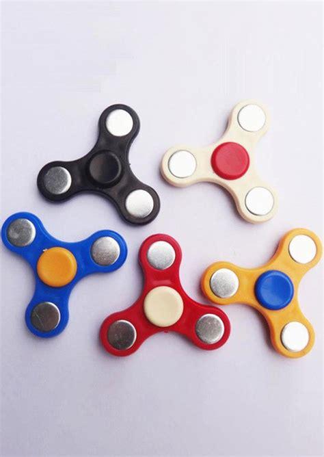 Spiner Random finger fidget spinner random color fairyseason