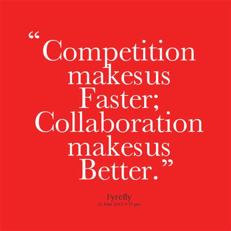 Competitive Collaborative Mba Schools by Collaboration Versus Competition Culture Create And