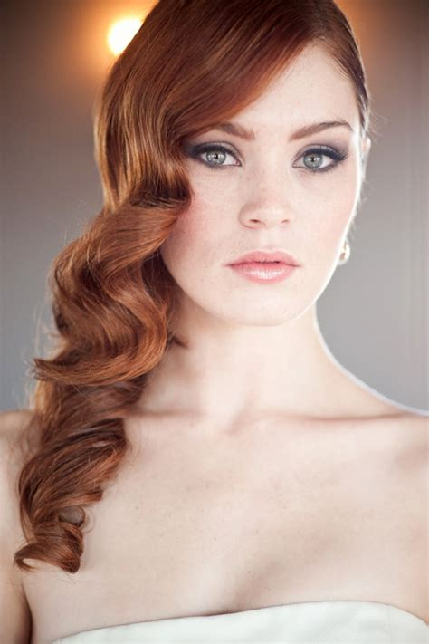10 Vintage Styles For Sping by Wedding Makeup Guide For 2013 Pale Skin Onewed