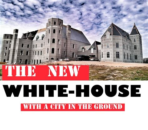 THE NEW WHITE HOUSE   YouTube