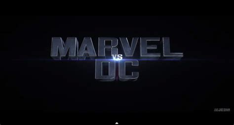 epic film logo what if marvel vs dc crossover epic movie trailer