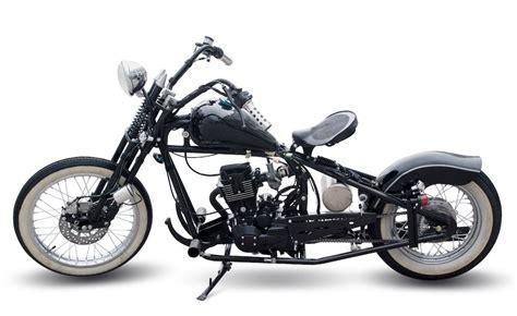 125ccm Motorrad Oldschool by Bobber One Con 125 Ccm Con Carreteras Autorizaci 243 N