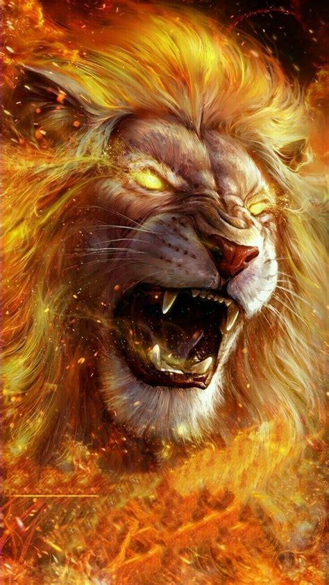 pin oleh doublelee  random seni bulu tato singa