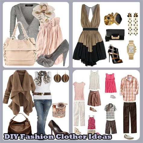 Diy Clothing Ideas by Fashion Clothes Www Pixshark Images Galleries With