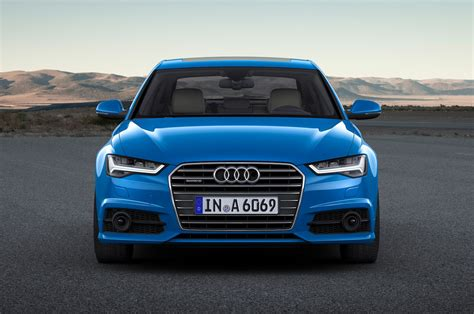 audi a6 refreshed 2017 audi a6 a7 add power with new competition
