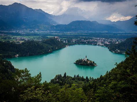 slovenia lake lake bled never ending voyage