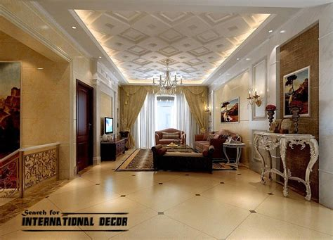 home interior ceiling design decorative ceiling tiles with original designs and types