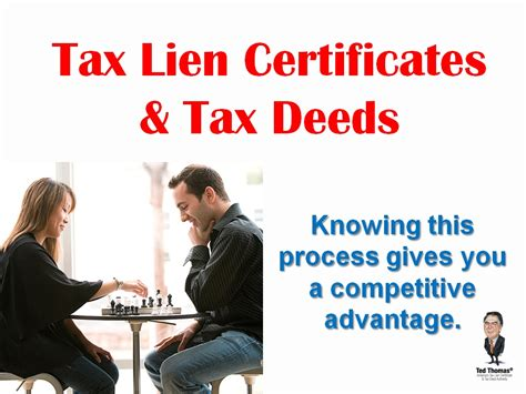 Tax Lien Records Ted Builds Investor Confidence In How To Buy Tax