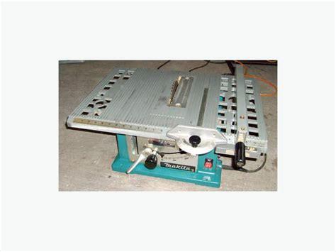 makita portable table saw mill bay cowichan