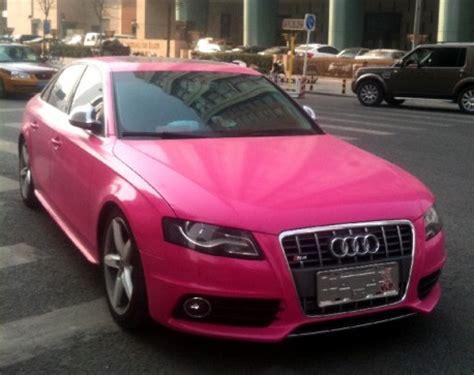 pink audi a4 pink audi s4 china 1 458x363