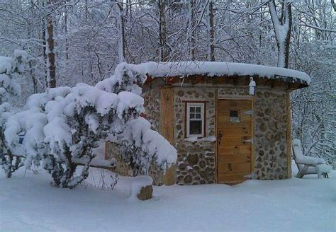 cordwood cabin near rochester ny built this living