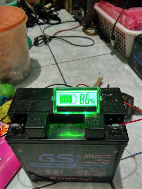 Accu Mobil Mainan jual tester kapasitas accu motor mobil aak shodiq