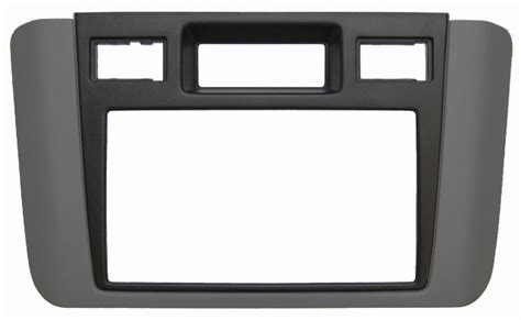toyota sienna dash panel trim blue gray  oem