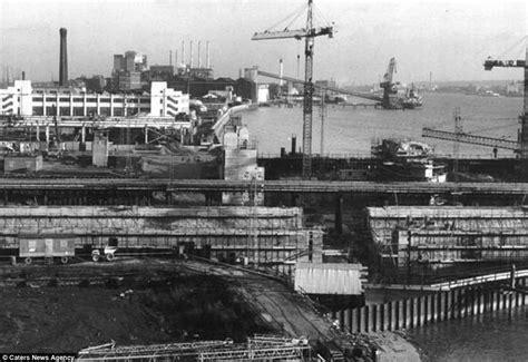 Thames Barrier Built | thames barrier turns 30 stunning images reveal the