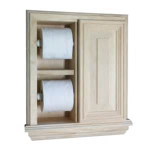 Wood products recessed deluxe toilet paper holder amp reviews wayfair